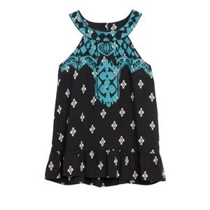 THML Furonda embroidered top